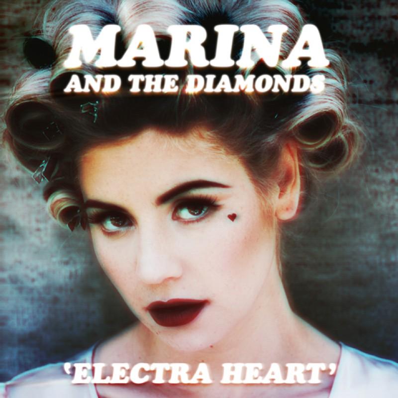 Electra Heart CD