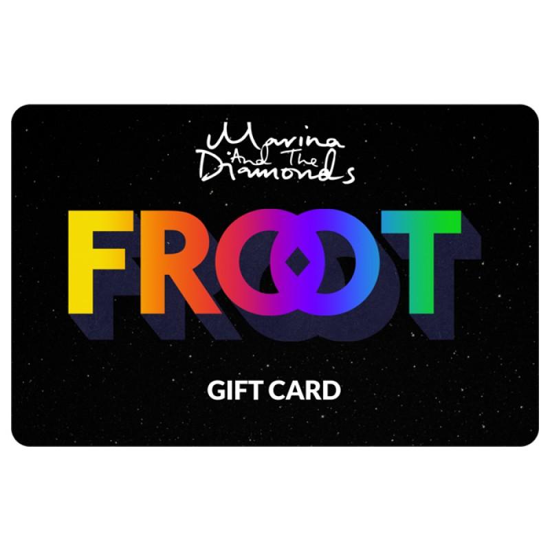 FROOT Digital Gift Card