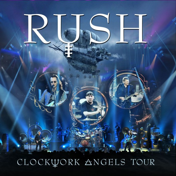 Clockwork Angels Tour Digital Album