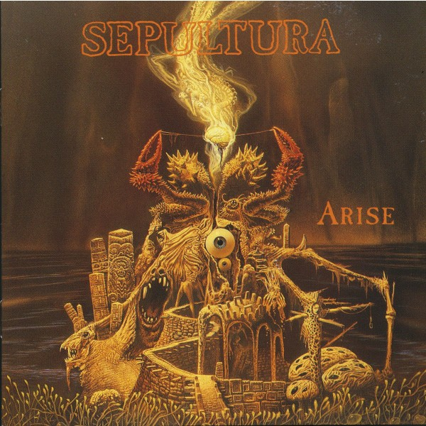 SEPULTURA - The Complete Max Cavalera Collection 1987 - 1996 Digital Album