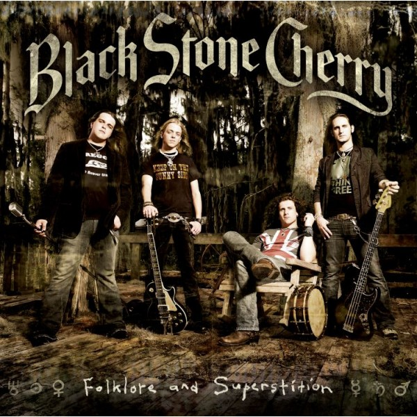 Folklore And Superstition CD