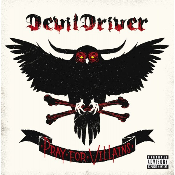 Pray For Villains [explicit] CD