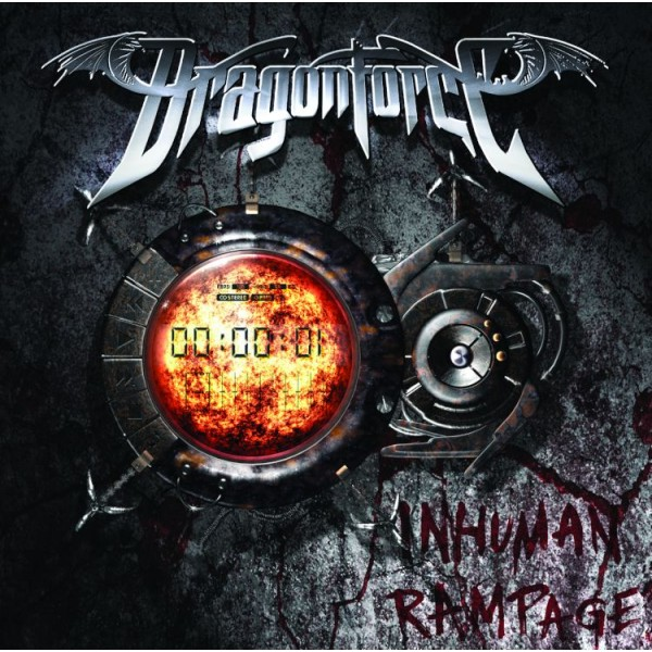Inhuman Rampage CD
