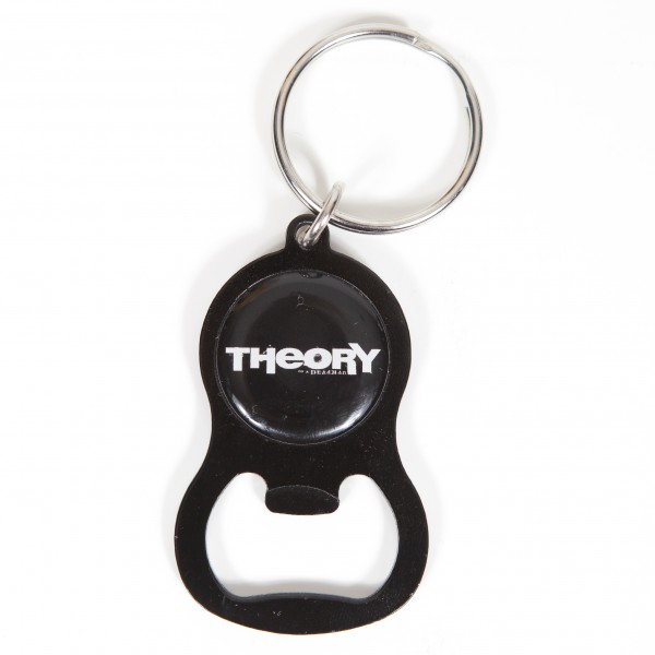 Theory Popper Keychain Bottle Opener
