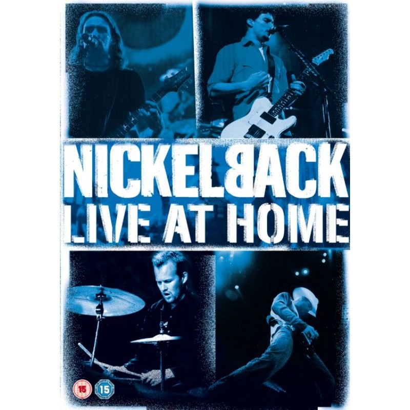 Live At Home (DVD)