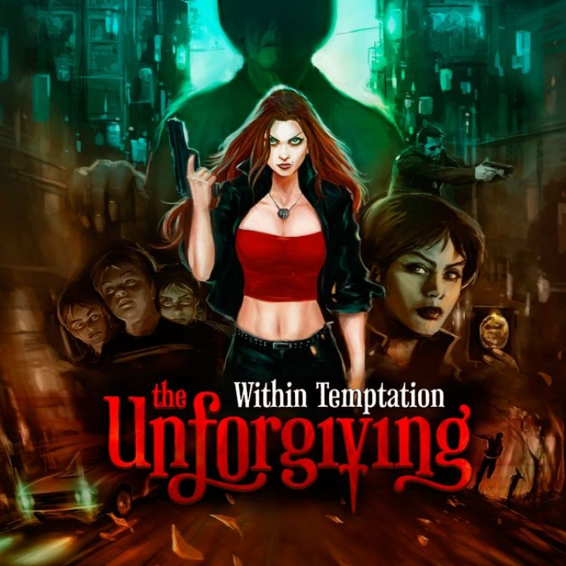 The Unforgiving (Special Edition CD/DVD)