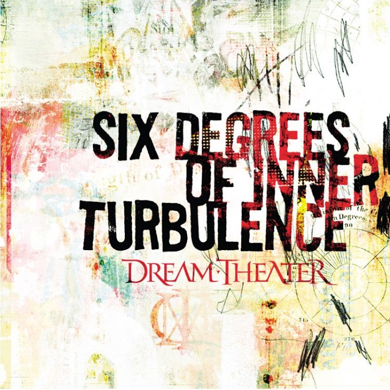 Six Degrees Of Inner Turbulence 2CD