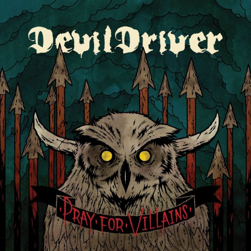 Pray For Villains Special Edition CD/DVD