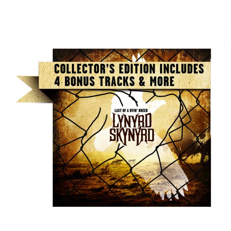 Last of a Dyin' Breed Deluxe Digital Album
