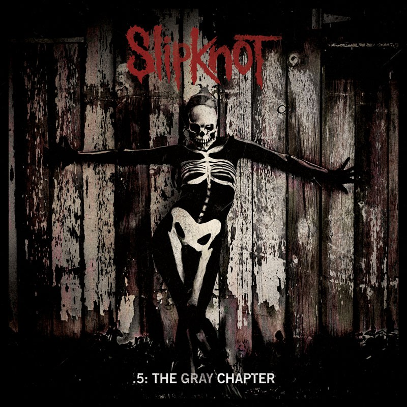 .5: The Gray Chapter CD