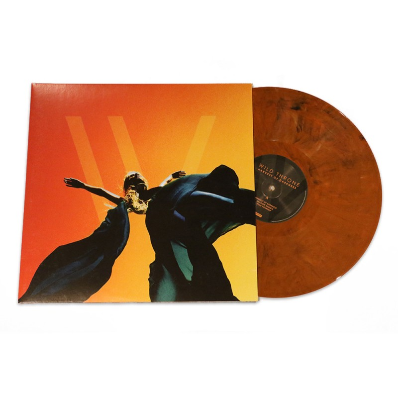 Harvest of Darkness – 2LP Colored Vinyl (Marbled Orange)