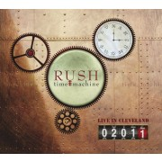 Time Machine 2011: Live In Cleveland (2CD)