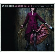 Who Killed Amanda Palmer CD