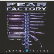 FEAR FACTORY - Demanufacture CD