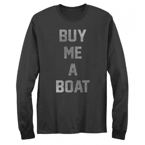 Buy Me A Boat Long-sleeved t-shirt Chris Janson