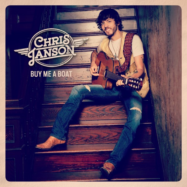 Buy Me A Boat CD Chris Janson