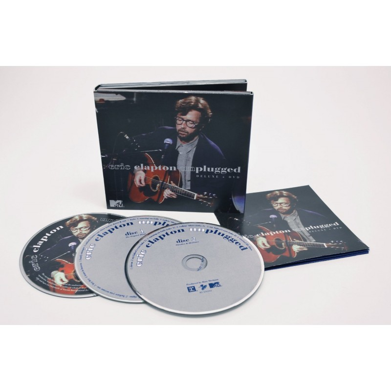 Unplugged: Expanded and Remastered 2-CD/DVD