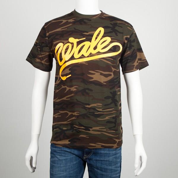 W Camo T-Shirt