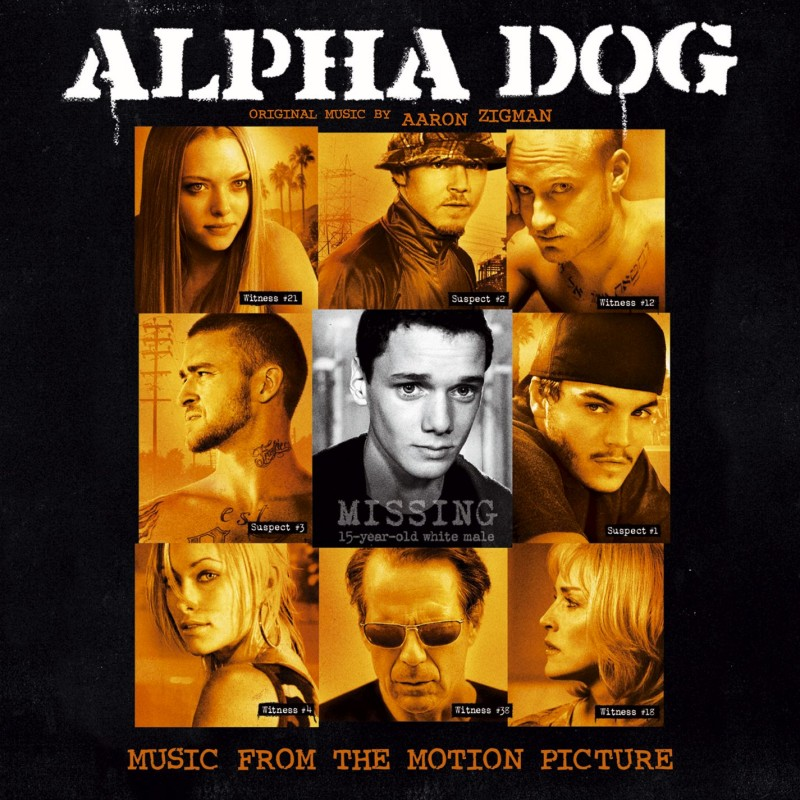 Alpha Dog CD