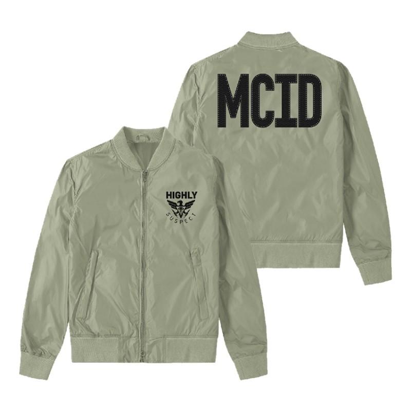 MCID Eagle Eye Bomber Jacket