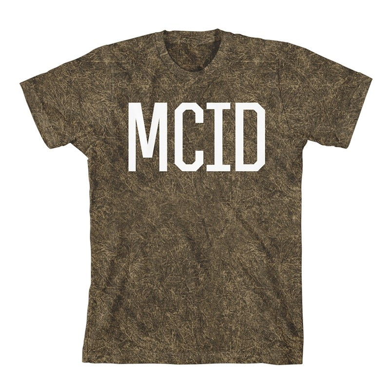 MCID Mineral Wash T-Shirt