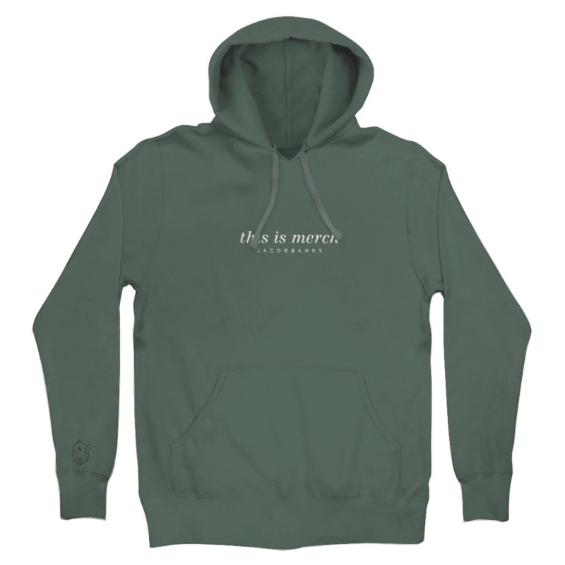 This Is Merch Hoodie (Green)