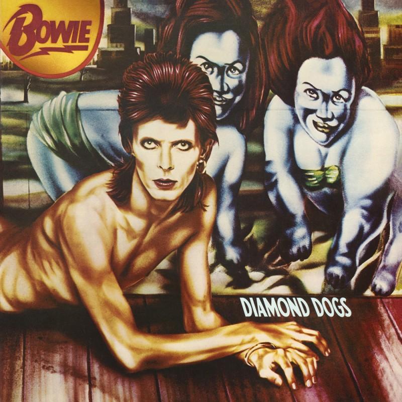 Diamond Dogs (2016 Remaster) CD