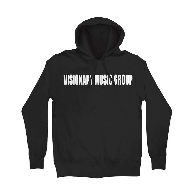 Visionary Basic Hoodie Black