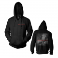 Crosseyed Heart Hooded Sweatshirt