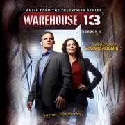 Warehouse 13 - Season 2 (Original Score) CD