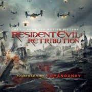 Resident Evil: Retribution CD