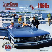 Casey Kasem Presents: America's Top Ten Hits - Driving In The 1960's (CD)