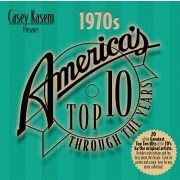 Casey Kasem Presents: America's Top Ten Through The Years - The 1970s (CD)