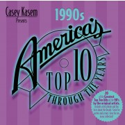 Casey Kasem Presents: America's Top Ten - The 1990s (CD)