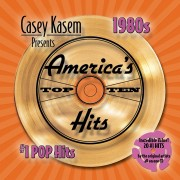 Casey Kasem Presents: Americas Top Ten Hits: The 1980's # 1 Pop Hits (CD)