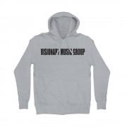 Visionary Basic Hoodie Grey