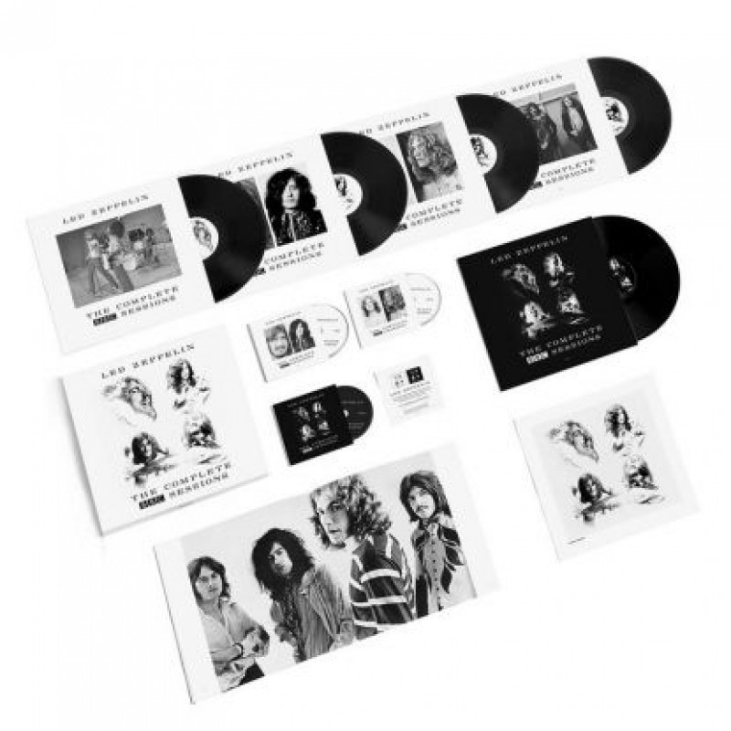 The Complete BBC Sessions Super Deluxe (3CD/5LP 180-Gram Vinyl)