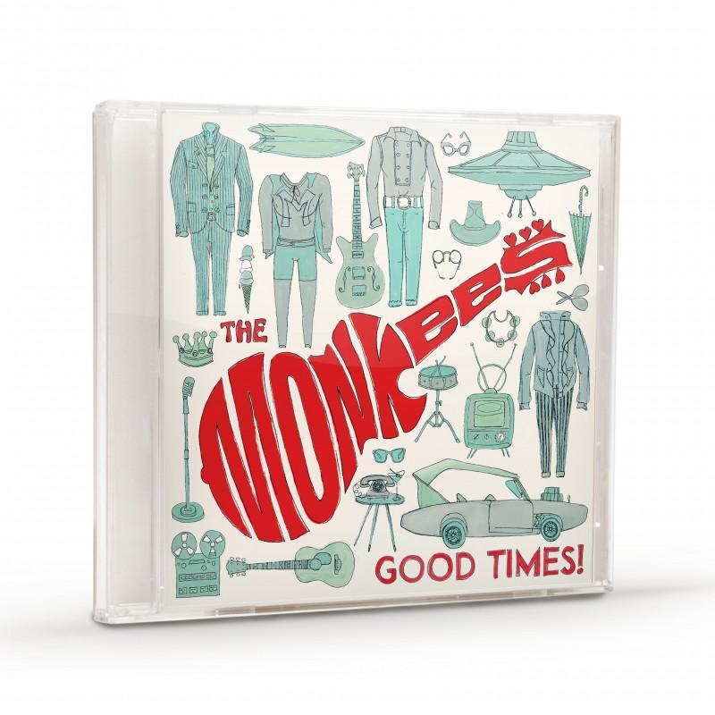 GOOD TIMES! CD