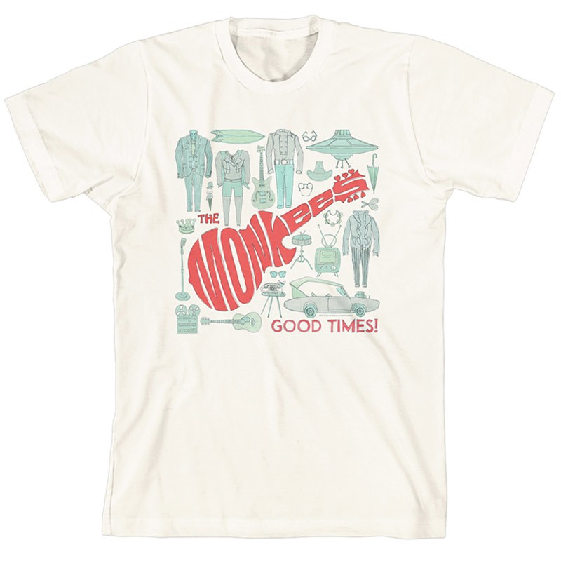 Good Times! Cover T-shirt