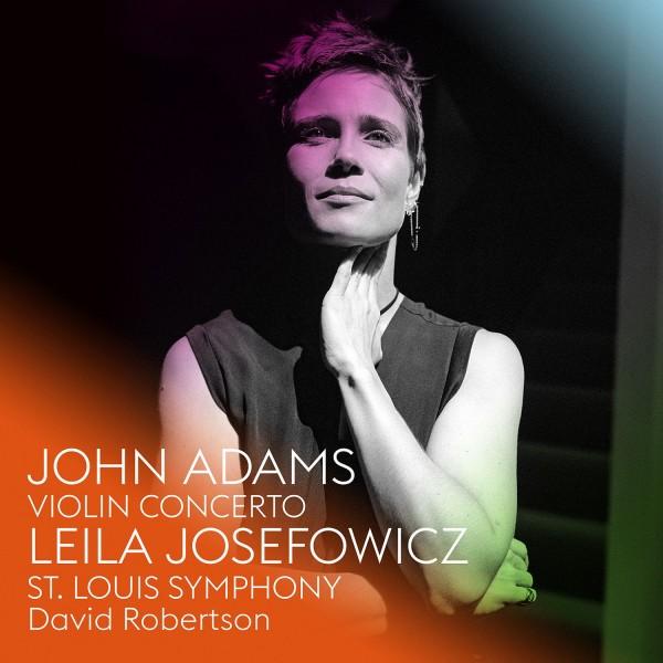 John Adams: Violin Concerto Digital Album FLAC