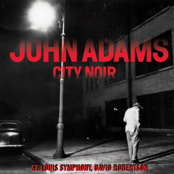 City Noir/Saxophone Concerto Digital FLAC Album