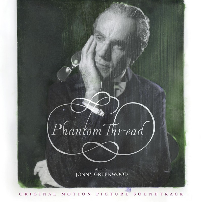 Phantom Thread Soundtrack Digital MP3 Album