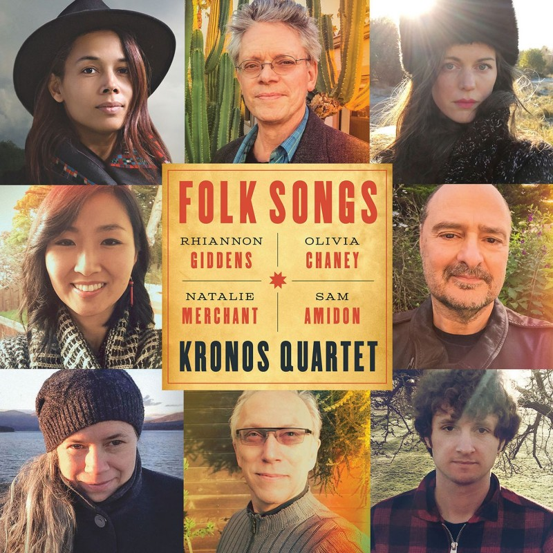 Folk Songs Digital Album FLAC