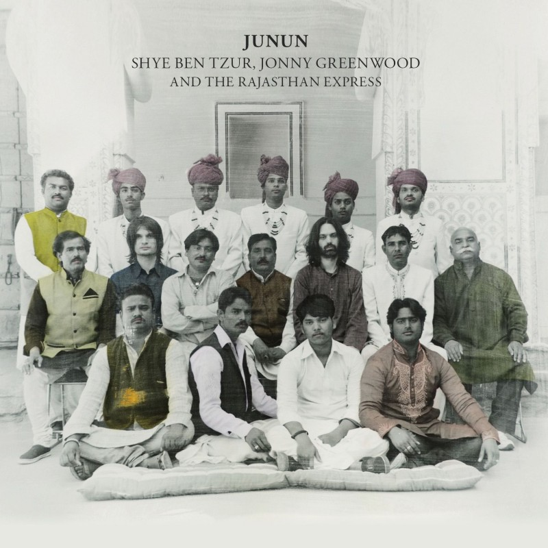 Junun Digital MP3 Album