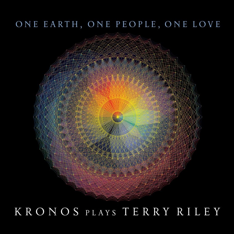 One Earth, One People, One Love: Kronos Plays Terry Riley Digital MP3 Album
