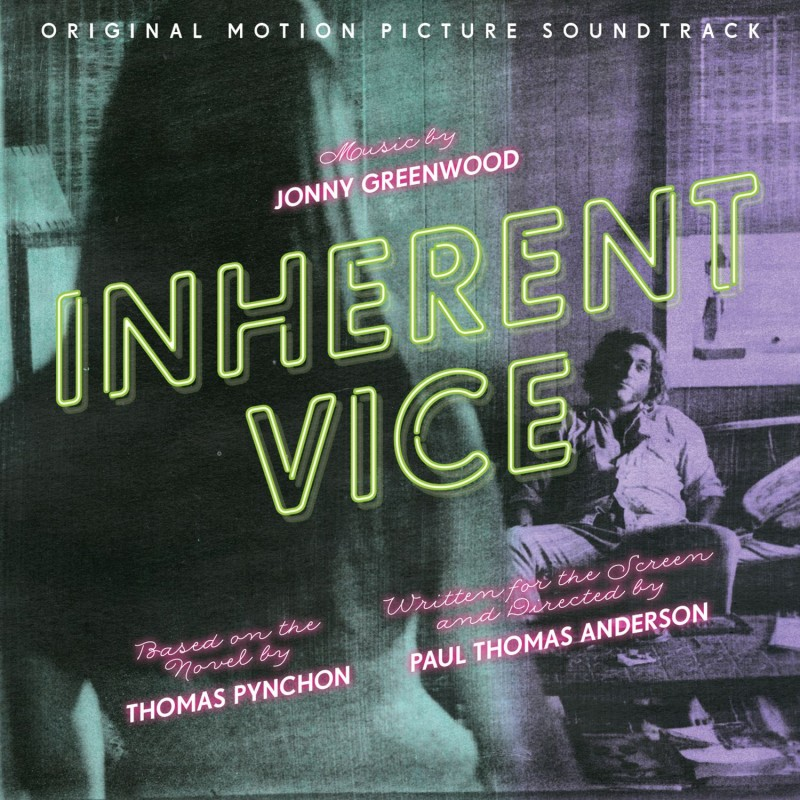 Inherent Vice: Original Motion Picture Soundtrack Digital MP3 Album