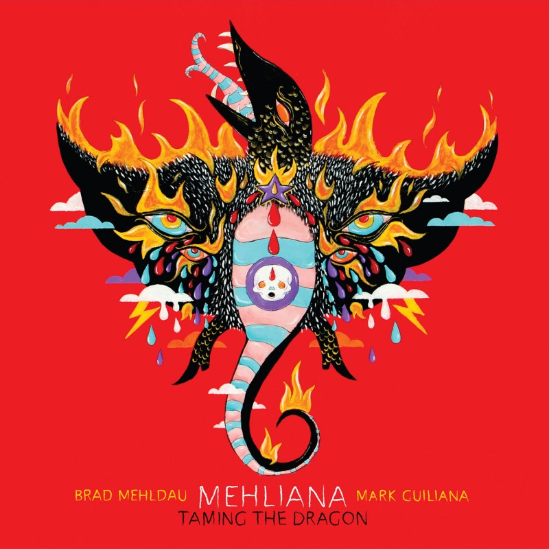Mehliana: Taming The Dragon Digital FLAC Album