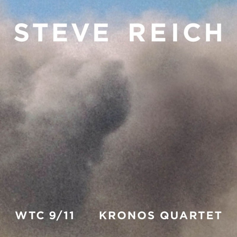 Reich : WTC 9/11, Mallet Quartet, Dance Patterns Digital Album