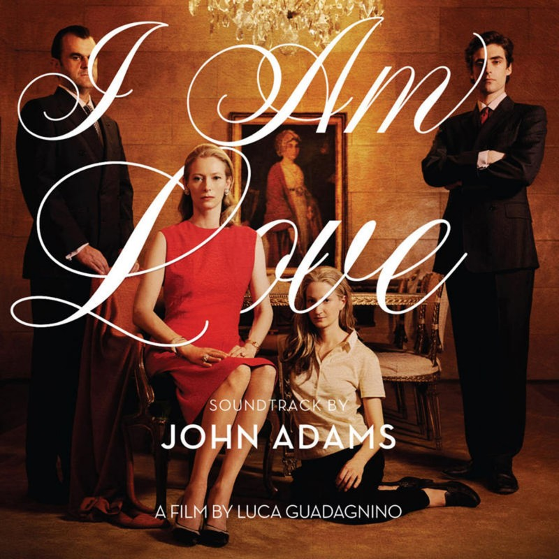 I Am Love Soundtrack by John Adams Digital Album