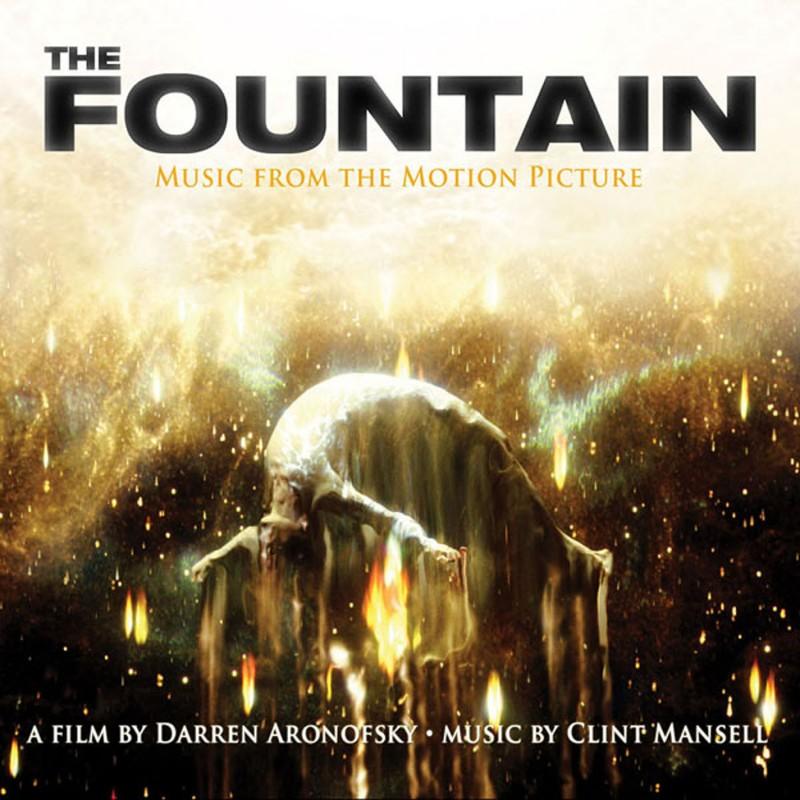 The Fountain Soundtrack Digital MP3 Album